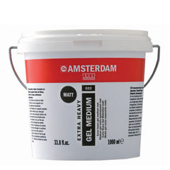 Мат медиум AMSTERDAM ekstra HEAVY 1000ml