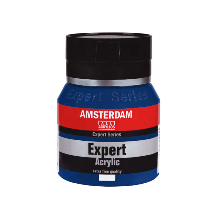 Акрилна боја Amsterdam Expert Series 400 ml - ultramarino