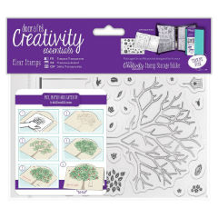 Акрилни печати Creativity Essentials - Build a Tree - сет од 30 производи