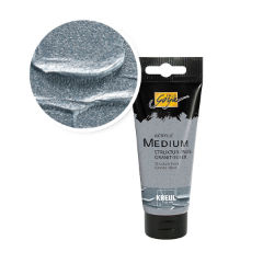 Структурна паста Solo Goya Granite-Silver 100 ml